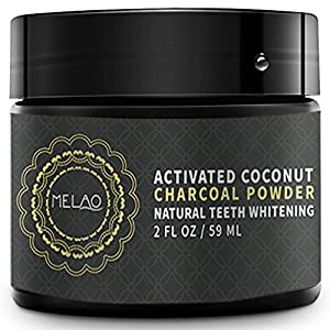 Activated Coconut Powder - The natural way to whitening your teeth  Derived from the highest-quality coconut sources, naturally whitens your teeth, not through harsh dental-grade whitening peroxides. Derived from the highest-quality coconut sources, ...