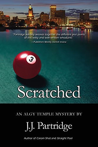 Scratched (An Algy Temple Mystery) by J.J. Partridge - Partridge Mall