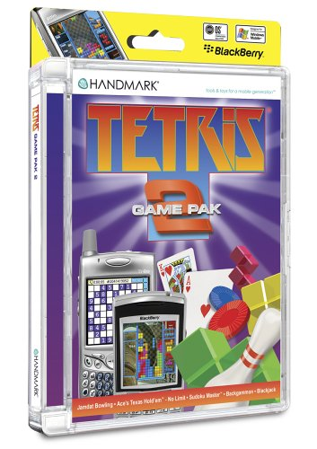 Price comparison product image Handmark: Tetris Game Pack 2 for PDA/Smartphone