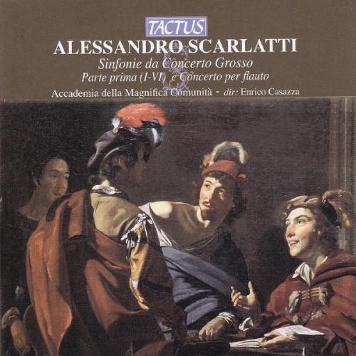 (Sinfonie Da Concerto Grosso by A. Scarlatti (2007-11-13) )