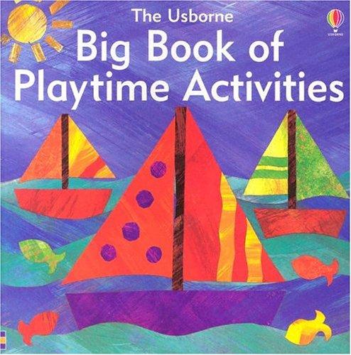 Download Big Book of Playtime Activities pdf epub