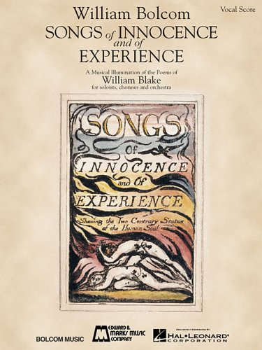 Songs of Innocence and of Experience: Vocal Score