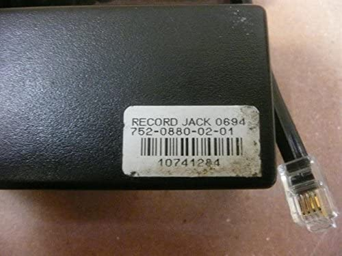 ACS Recording Jack 752-0880-02-01