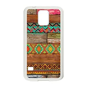 Colorful Wood Texture Hard Popular Case for SamSung Galaxy S5 I9600, Hot Sale Colorful Wood Texture Hard Case