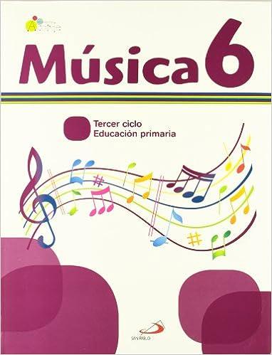 Música 6. Proyecto Acorde. Libro del alumno+Cuaderno de ...