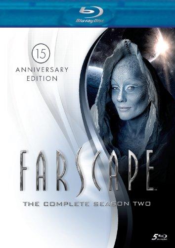 Farscape: Season 2, 15th Anniversary Edition [Blu-ray]