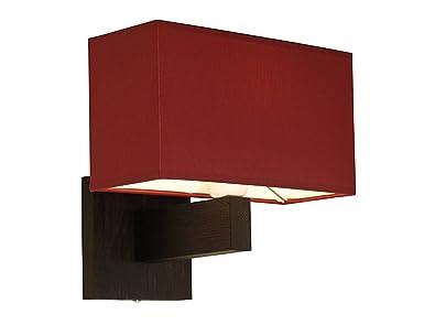 Lampe murale design wero vitoria b variantes applique