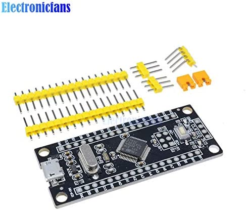STM32F103C8T6 ARM STM32 Minimum System Development Board Micro USB Controller For Arduino ARM Learning Board Module Ponis-Limos