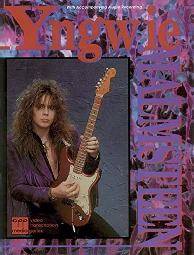 Yngwie Malmsteen: Book & CD