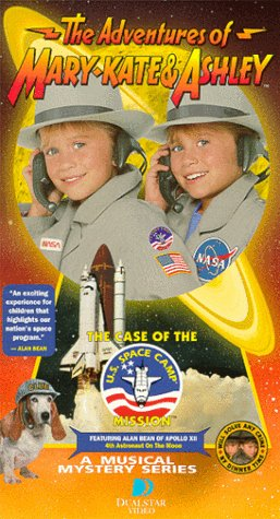 The Adventures of Mary-Kate & Ashley - The Case of the U.S. Space Camp Mission [VHS] by Dualstar Video