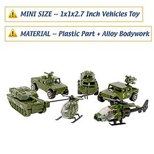 Nunki Toy Die-cast Metal Milit...