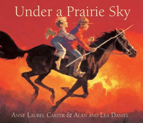 Download Under a Prairie Sky pdf