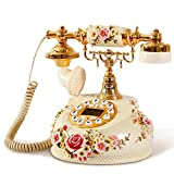 FADACAI Pastoral Telephone Home Phone Home Decoration Telephone 28 22 24cm