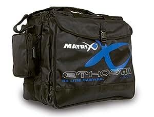 Matrix Ethos - Bolsa de transporte para material de pesca, 65 litros
