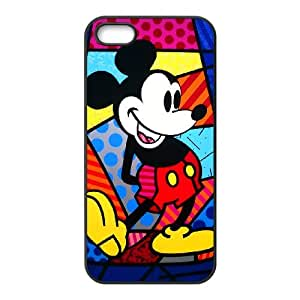 iPhone 5 5s Cases Cell Phone Case Cover Romero Britto 5R56T786593