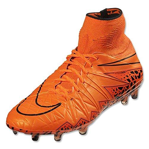 Rank #1 - Nike Hypervenom Phantom II FG Soccer Cleats