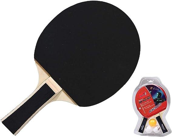 Raquette De Tennis De Table Pratique Du Ping Pong 2 Raquettes