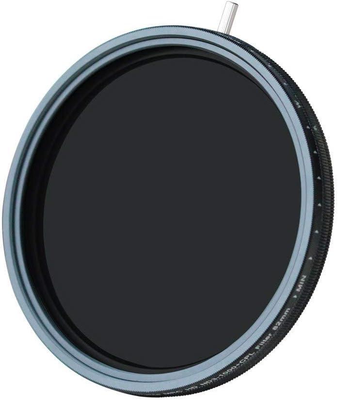 H/&Y K-Series Variable HD MRC ND3-ND1000+CPL Filter 95mm