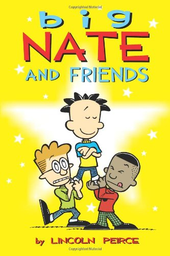 Full Big Nate Comics Book Series By Lincoln Peirce