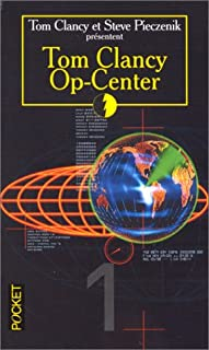 Op-center 01, Clancy, Tom