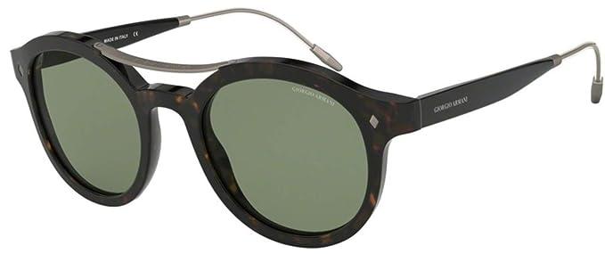 Armani GIORGIO 0AR8119 Gafas de sol, Havana, 50 para Hombre ...