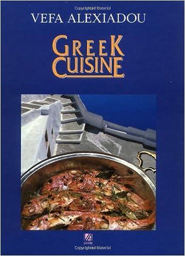 [\ EXCLUSIVE /] Greek Cuisine. Fabulous Spartan Protocol Vadim plastico