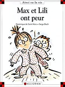 """Afficher """"Max et Lili ont peur"""""""
