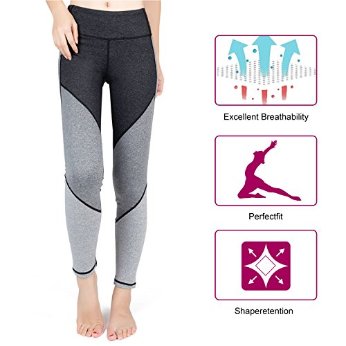 Yoga Pants For Women Compression Workout Running Leggings