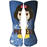 Best Prince White Socks - Princess Colorful Cotton Compression Socks Knee Sexy Review