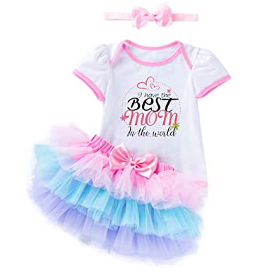First Mothers Day Outfits For Baby Girl