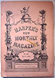 img - for Harpers New Monthly Magazine, May, 1890 book / textbook / text book