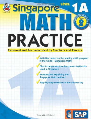 Singapore Math Practice,  Level 1A,  Grade - Vivo City Singapore