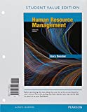 Human Resource Management, Student Value Edition Plus MyManagementLab with Pearson EText -- Access Card Package 15th Edition