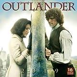 Outlander 2019 Wall Calendar