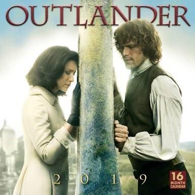 Outlander 2019 Wall Calendar (Best Tv Bargains 2019)