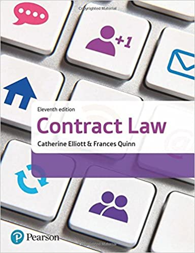 Buy Contract Law Book Online At Low Prices In India Contract Law - Online contract law
