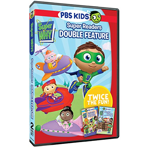 Super Why: Super Reader Double Feature (Singing Christmas Car Commercial)