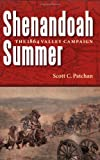 Front cover for the book Shenandoah Summer by Scott C. Patchan