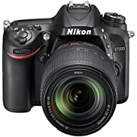 Nikon D7200 DSLR with AF-S DX NIKKOR 18-140mm f/3.5-5.6G ED VR Lens - Bundle With Camera Case, 32GB SDHC Card, Spare Battery, Tripod, Wired Remote Shutter Trigger, 67mm Filter Kit And More