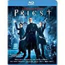 Priest (Unrated Version) [Blu-ray]