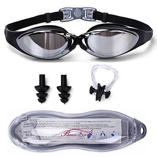 Swimming Goggles Anti Fog Protection Comfortable