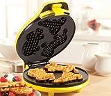 yellow waffle maker - Sensio Bella 13604 Circus Waffler, Yellow