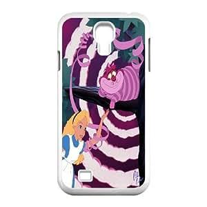 Steve-Brady Phone case Alice in Wonderland Protective Case For SamSung Galaxy S4 Case Pattern-15