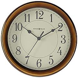 Howard Miller 625-381 Virgo Wall Clock