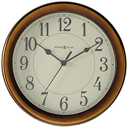 Howard Miller 625-381 Virgo Wall Clock