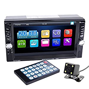 "REAKOSOUND 6.6"" High-efinition Digital screen 800*480,Touch screen 7652D"