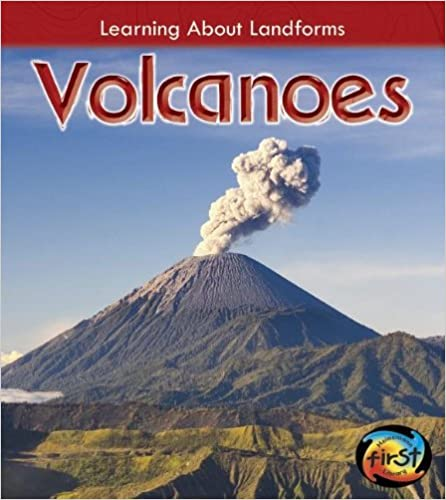 Volcanoes (Learning About Landforms) by Chris Oxlade (2014-01-01)