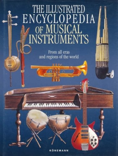 Download Illustrated Encyclopedia of Musical Instruments pdf