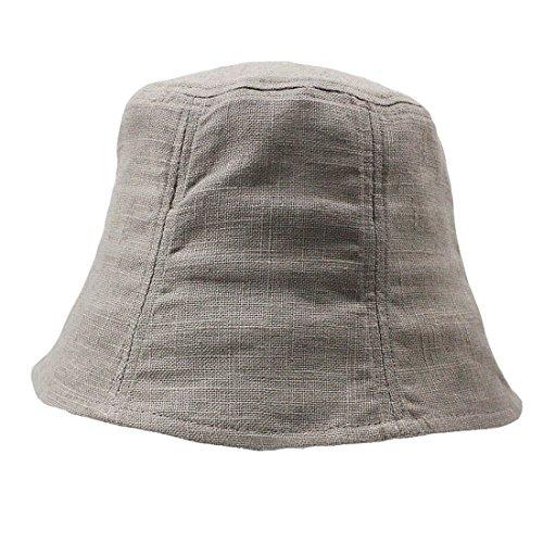 pieghevole Claire sole Fashion Cappello da Acvip Summer Bob Café Travel Fisherman qwtHa6g