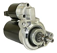 DB Electrical SBO0016 New Starter For 1.8L Volkswagen Jetta 93 94 95 96 97, 2.0L 93 94 95 96 97 98 99, 1.8L Golf 93 95 96, 2.0L 93 94 95 96 97 98 99, 2.0L Passat 92 93 94 95 96 97, Cabrio 95 96 97-02